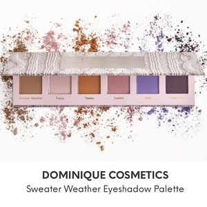 Sweater Weather Eye Shadow Palette